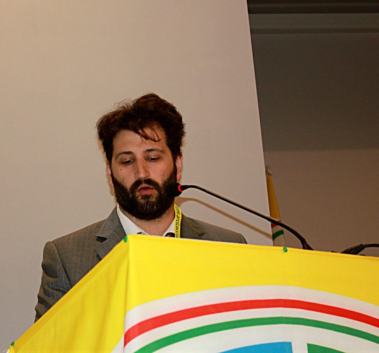 Arcicaccia Vicepresidente Ezzelini Stort