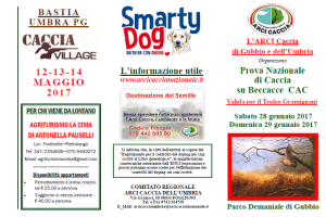 Umbria: Il 28 Gennaio Prova Cinofila A Gubbio
