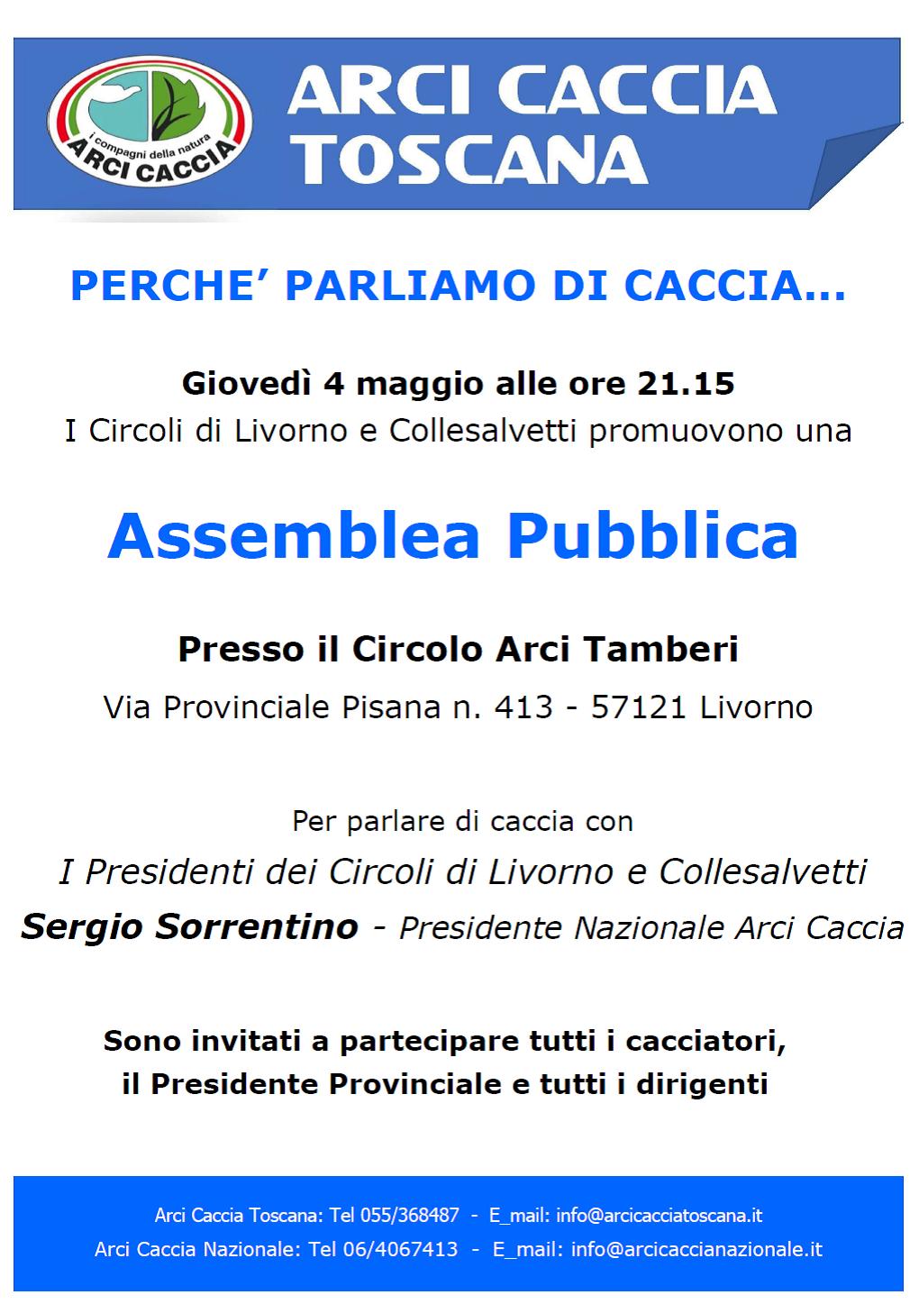 Assemblea Livorno