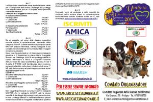 Al Via L'11 Maggio L'edizione 2017 Di Umbria Challenge