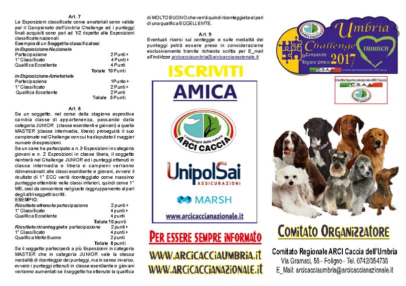 Umbria Challenge
