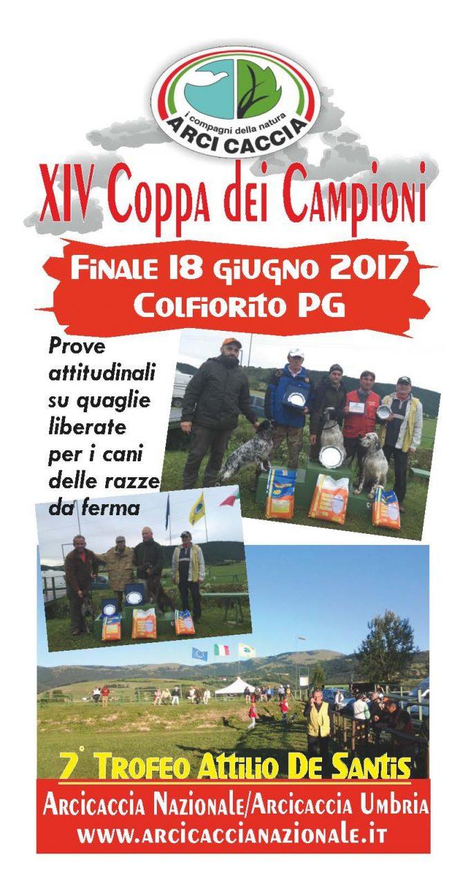 Colfiorito 18 Giugno 2017 XIV Coppa Dei Campioni