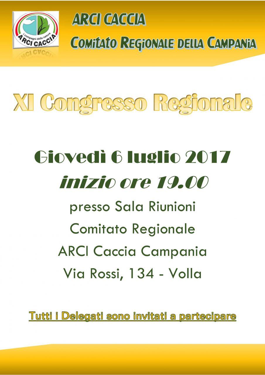 Congressi Campania Regionale Campania