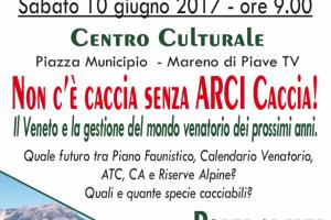XI Congresso Regionale Arcicaccia Veneto