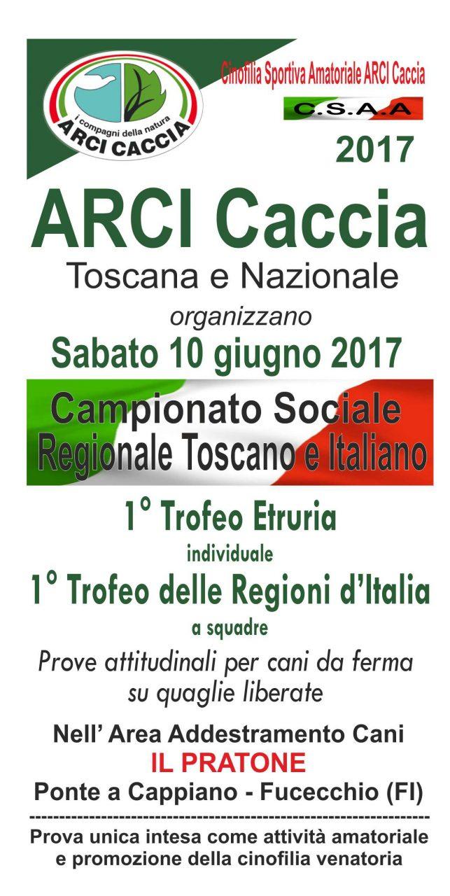 TOSCANA 10 GIUGNO 2017