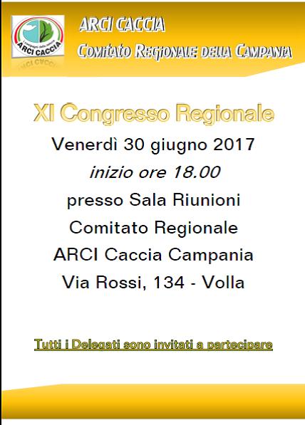 Stagione Di Congressi In Campania