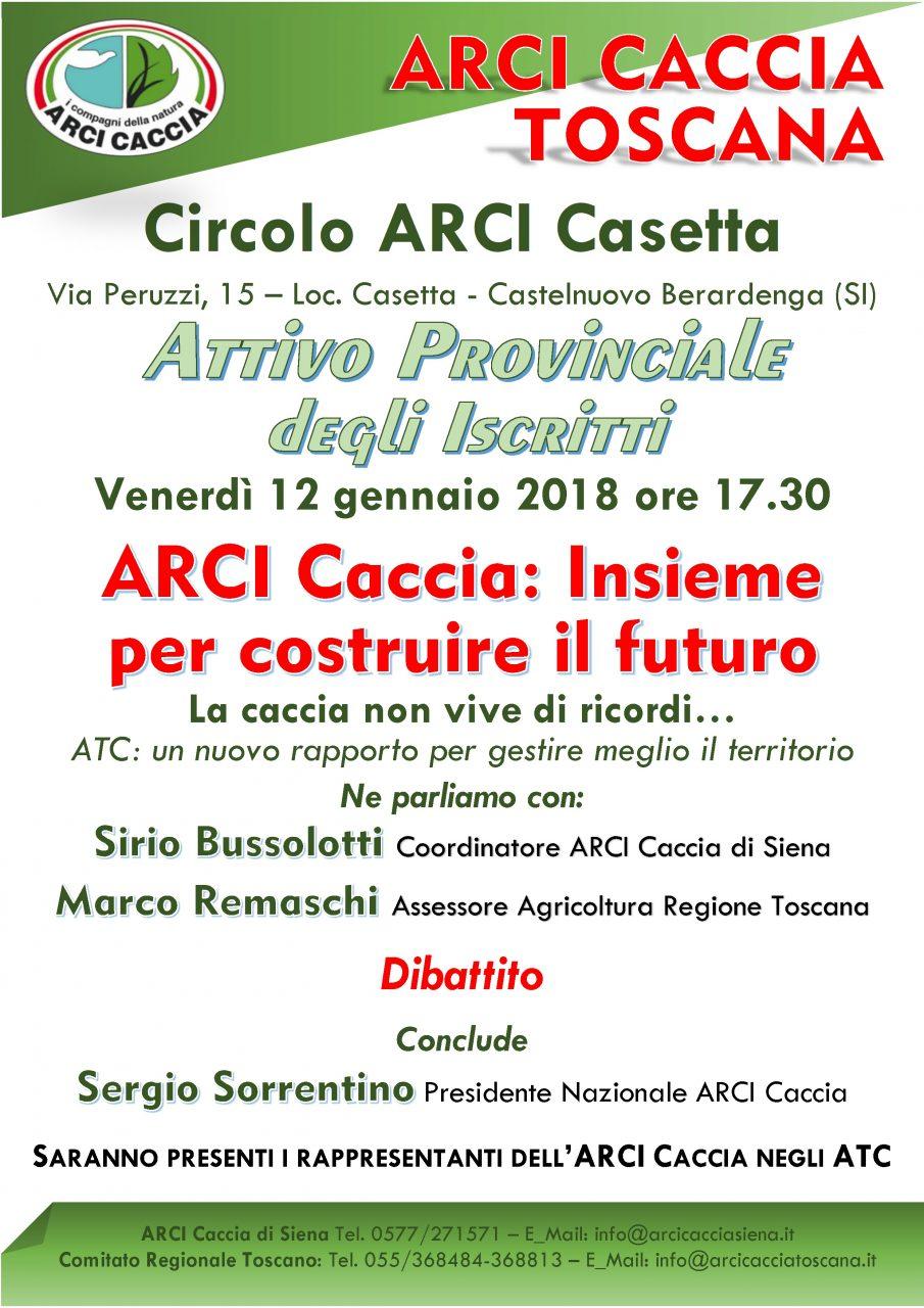 Attivo Provinciale Siena 12 1 18