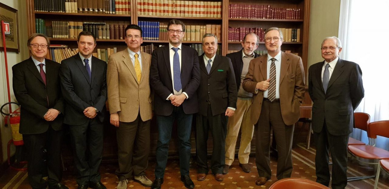 Giorgetti Cabina Di Regia Venatoria