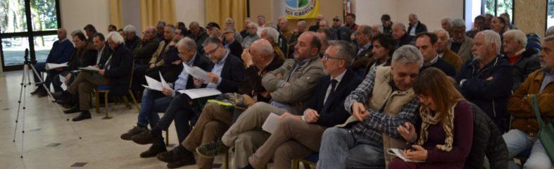 Si è Svolto A Chianciano Terme Il Congresso Provinciale Di Siena