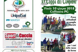 A Colfiorito La XV Coppa Dei Campioni
