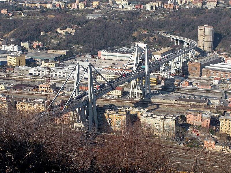 Genova: Il Cordoglio Di Arci Caccia Per Le Vittime Del Ponte Morandi
