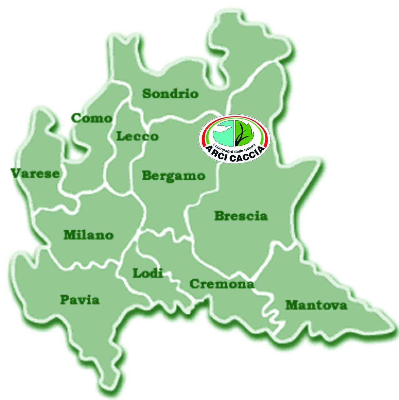 Arci Caccia Lombardia Sul Commissariamento Dell'ATC Unico Di Brescia