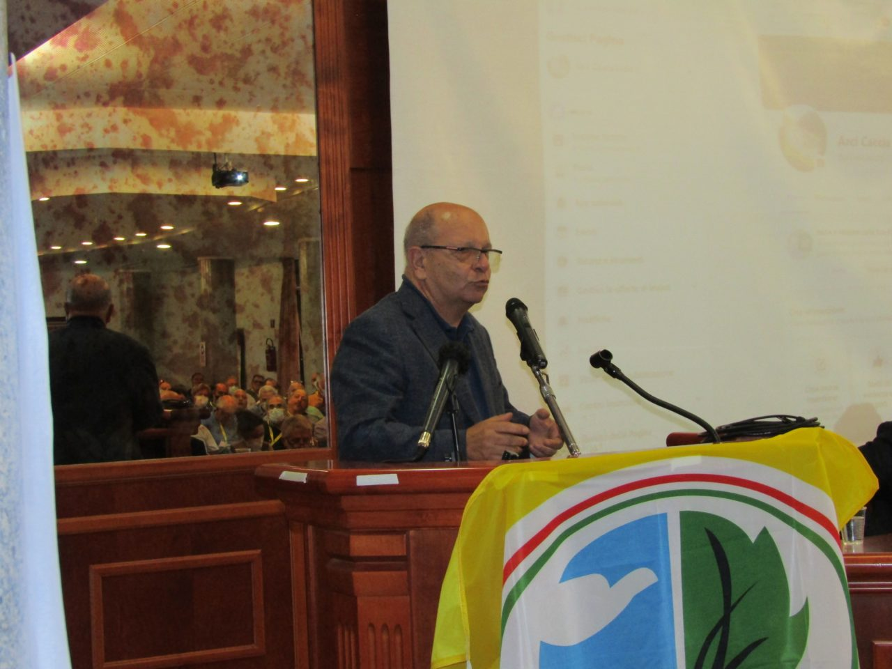 Congresso Nazionale Arci Caccia: L'intervento Di Daniele Lorenzi, ARCI