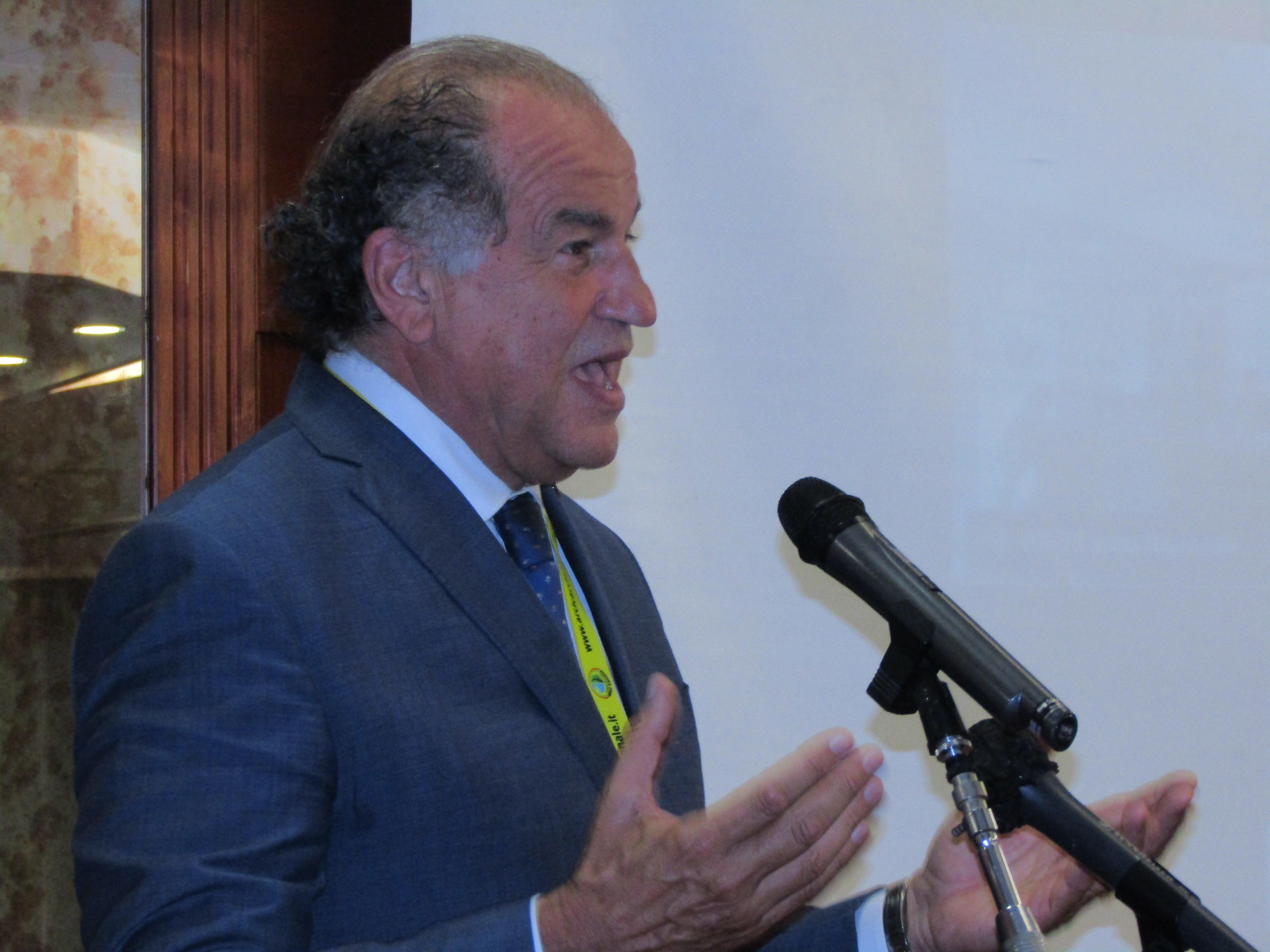 Congresso Nazionale Arci Caccia: L'intervento Luciano Rossi, FITAV